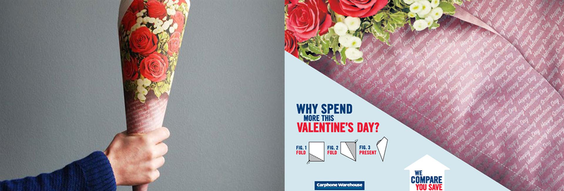 Carphone Warehouse Valentines